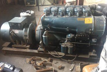 50KVA Air Cooled Non Silent Unused DG set