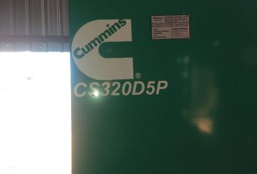 320 kva Used Cummins Generator